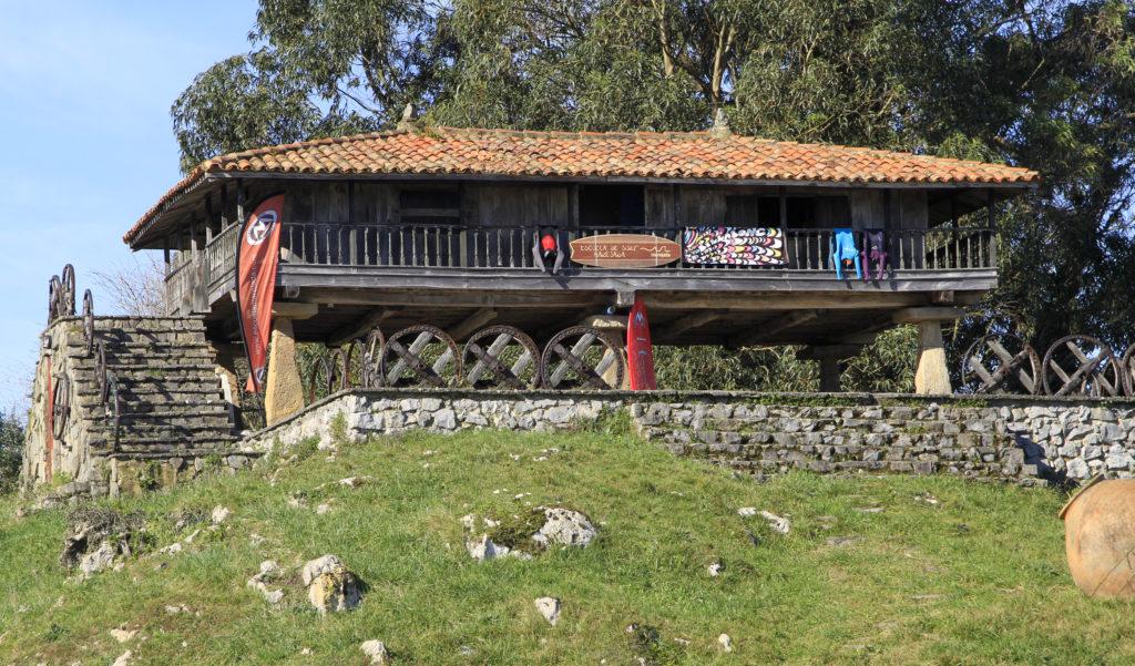 Panera asturiana